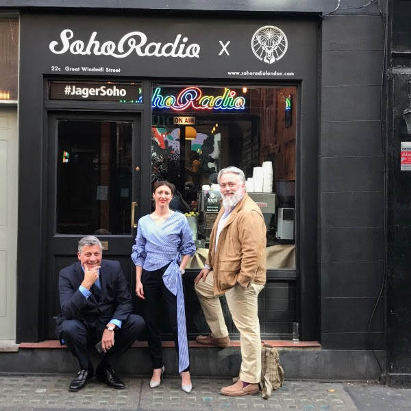 TWENTY-NINE LONDON MEETS SOHO RADIO