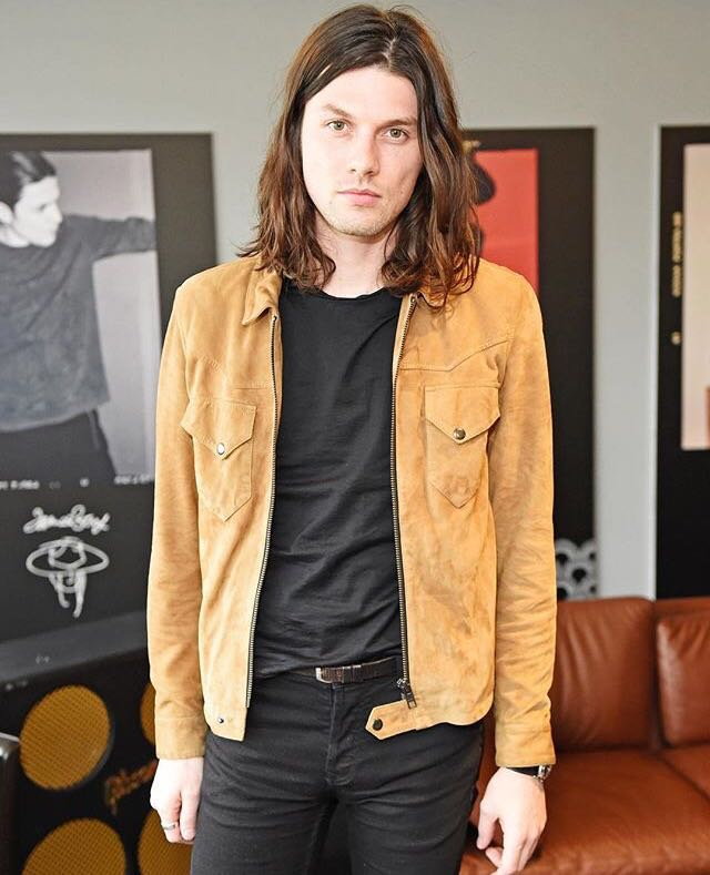 JAMES BAY X TOPMAN