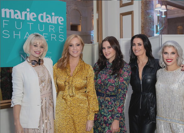 MARIE CLAIRE FUTURE SHAPERS AWARDS 2019